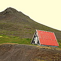 We Will Live Together In A Humble Mountain Hut  by Hilde Widerberg