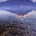 Mountain Lake by Andrew Soundarajan