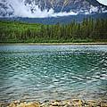 Mountain Lake by Elena Elisseeva