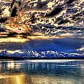Mountain Lake by Jim Boardman
