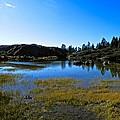 Mountain Marshes 2 by Joe Wyman