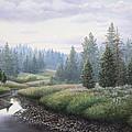 Mountain Meadow by Mike Stinnett