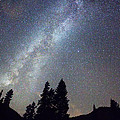 Mountain Milky Way Stary Night View by James BO  Insogna