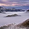 Mountain Moods by Leland D Howard