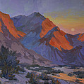 Mountain Morning by Diane McClary