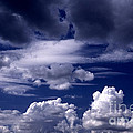 Mountain Of Clouds by Paul W Faust -  Impressions of Light