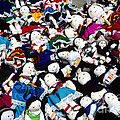 Mountain of Dolls