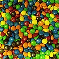 Mountain Of M And M's by Anna Villarreal Garbis