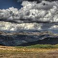 Mountain Panorama by Chance Chenoweth