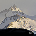 Mountain Peaks, Argentina by John Shaw
