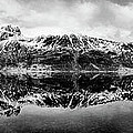 Mountain Reflection by Dave Bowman