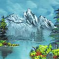 Mountain Retreat by Michael Daniels