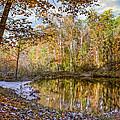 Mountain River by Debra and Dave Vanderlaan