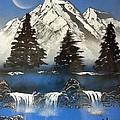 Mountain Splendor by Jim Beard