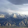 Mountain Storm by Lovina Wright