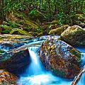 Mountain Streams by Alex Grichenko