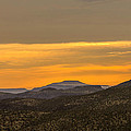 Mountain Sunrise 6-19-14 by Renny Spencer