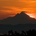 Mountain Sunrise by Roy Pedersen