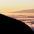 Mountain Top Above The Clouds by Design Pics Vibe