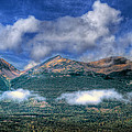 Mountain Tops by Naman Imagery