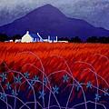 Mountain View  by John  Nolan