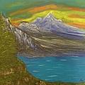 Mountain View by Mya Soliman
