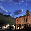 Mountain Village by Scott Warren