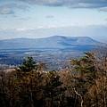 Mountain Vista II by Laura Corebello