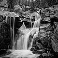 Mountain Waterfall by Garett Gabriel