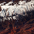 Mountains. Aerial. Beauty Of Our Planet by Jenny Rainbow