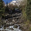 Mountains Co Maroon Creek 2 by John Brueske