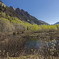 Mountains Co Sievers 3 by John Brueske