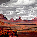 Mountains, West Coast, Monument Valley by Panoramic Images