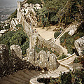 Mourish Castle by Carlos Caetano