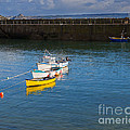 Mousehole Cornwall by Louise Heusinkveld