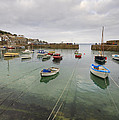 Mousehole Harbour by Chris Smith