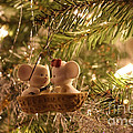 Mousie Love In A Tree by Janice Byer
