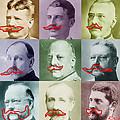 Moustaches by Tony Rubino