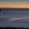 Mouth Of The Tyne by David Pringle