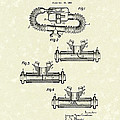 Mouthpiece 1964 Patent Art by Prior Art Design