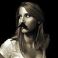 Movember Nineteenth by Ashley King