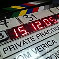 Movie Slate From Private Parctice by Micah May