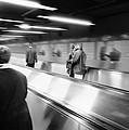 Moving-sidewalk-paris by Dave Beckerman