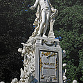 Mozart In Vienna by Ann Horn