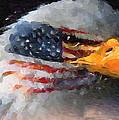 Mr. American Eagle by John Farr