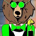 Mr Bear by Marvin Blaine