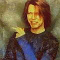 Mr Bowie by Janice MacLellan