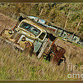 Mr Greenjeans Truck by Blake Richards