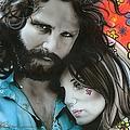 Mr Mojo Risin And Pam by Christian Chapman Art