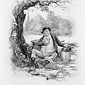 Mr Pickwick, From Charles Dickens A by Frederick Barnard
